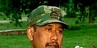 Major Gagoi