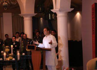Karan Thapar's book launch