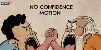 no-confidence motion news