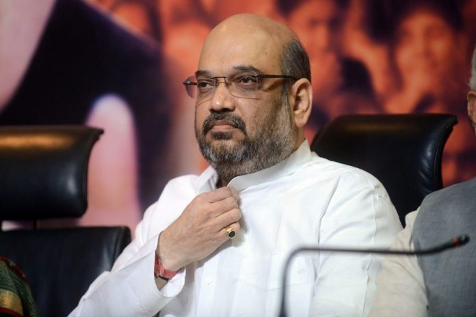 News on Amit Shah
